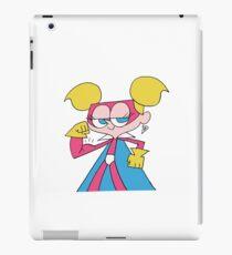 Super Diva Dynamite Flexing iPad Case/Skin