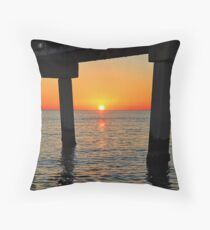 Another Sunset Throw Pillow