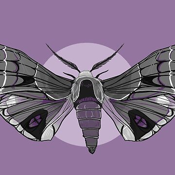 Asexual Moth by FionaCreates72