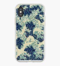 THE GREAT WAVE OFF - Kanagawa  iPhone Case