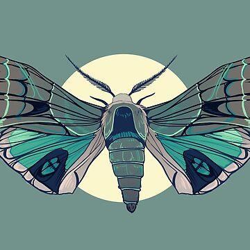 Jade Moth by FionaCreates72