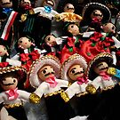 Mariachi Dolls by Elena Vazquez