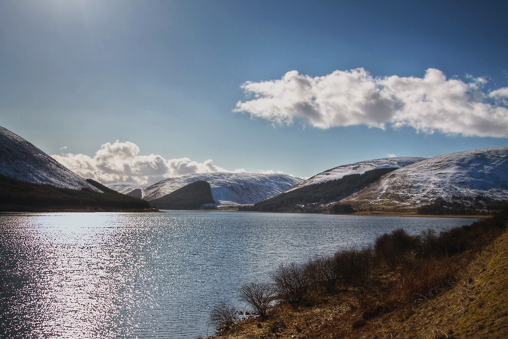 St Mary's Loch by Lynden