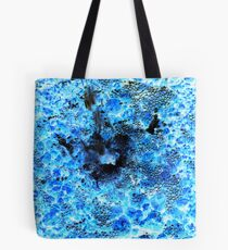 Fizzy Blue Tote Bag