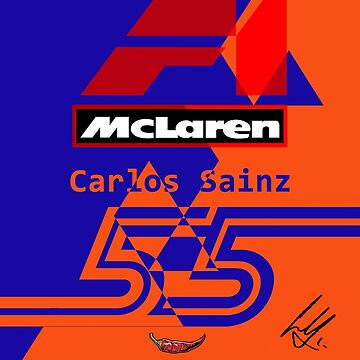 Carlos Sainz by rubiohiphop