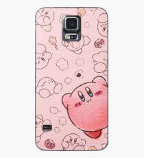 Kirby Hülle & Klebefolie für Samsung Galaxy