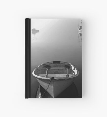 Who wants to row? Hardcover Journal
