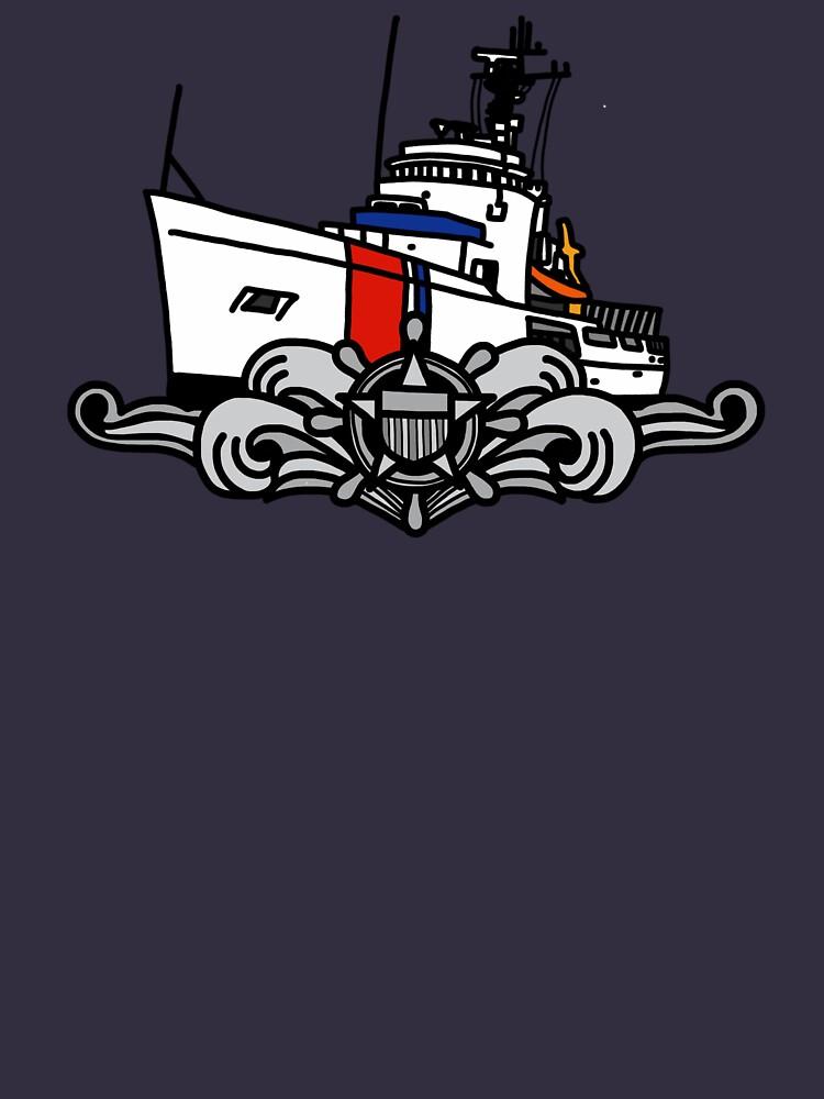Coast Guard 210 Cutterman by AlwaysReadyCltv