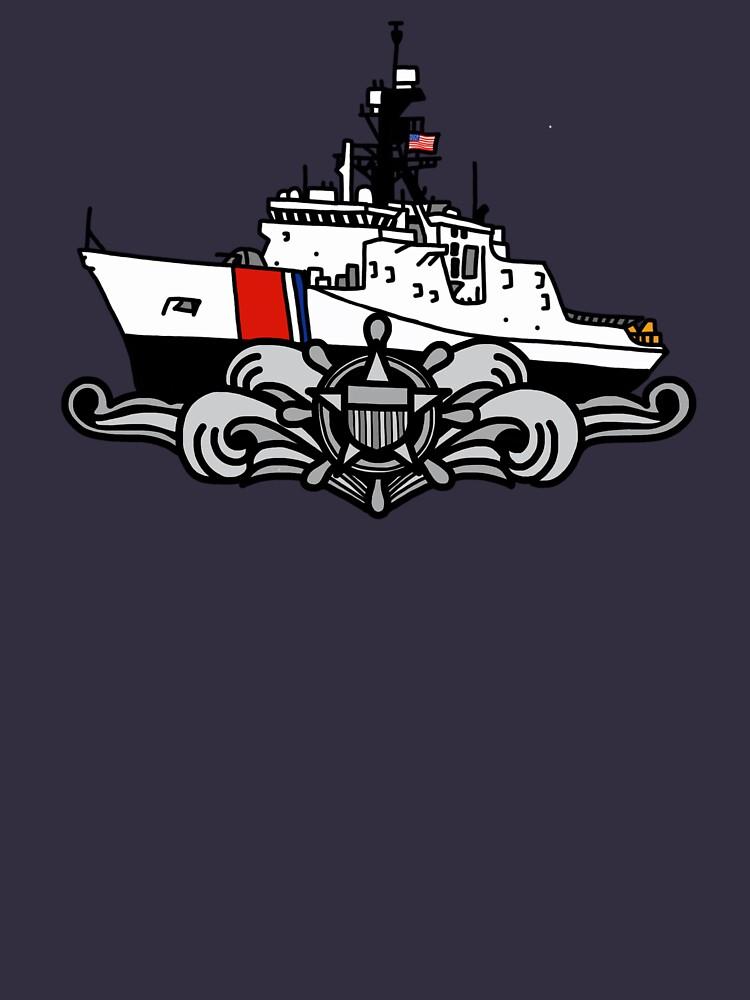 Coast Guard NSC Cutterman  by AlwaysReadyCltv