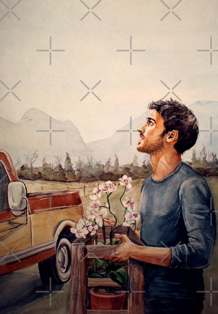 «Inquieto y ruidoso» de Sarah  Mac Illustration