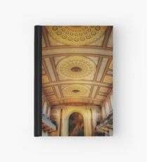 Chapel Ceiling Hardcover Journal