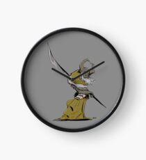 Horned Poleman Clock