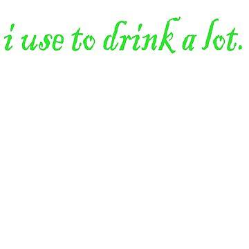 Drinking Team St. Patricks Day Birthday Gift Party Alcohol Celebration Beer Vodka Wine Rum Gin by Customdesign200