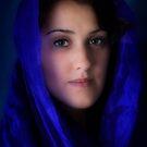 Blue Mood by Ian English