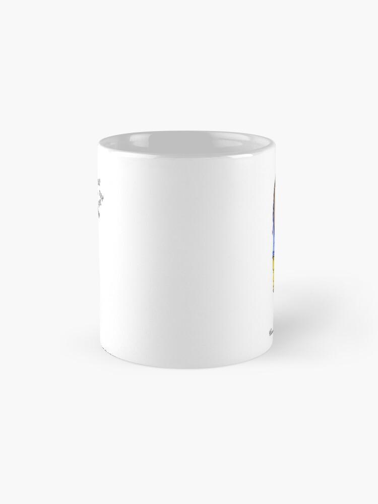 Alternate view of Texting Mug