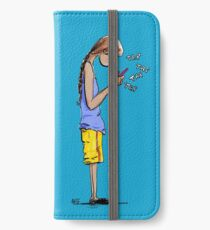 Texting iPhone Wallet/Case/Skin