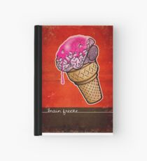 Brain Freeze! Hardcover Journal