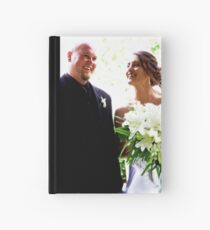 Seand and Tima's wedding #3 Hardcover Journal