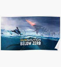 Subnautica Below Zero Poster