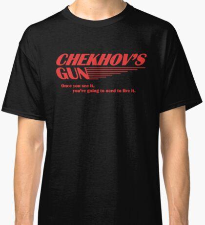 Chekhov's Gun Classic T-Shirt
