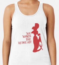 We Wants the Redhead! Racerback Tank Top