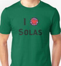 I Heart Solas Unisex T-Shirt