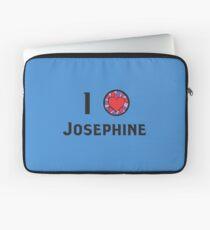 I Heart Josephine Laptop Sleeve