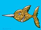 Poker Fish  by Juhan Rodrik