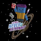 You Will Never Be An Astronaut by Joel Simpson