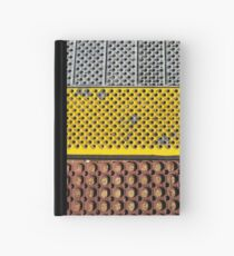 Ramp and rubber mat Hardcover Journal