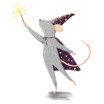 Magische Maus von laurenwill27