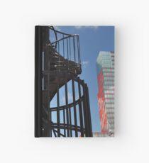 Fire escape fun (1) Hardcover Journal