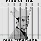 King of the PUN-itentiary - Brett Dalton by brettspunfund