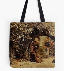 French Garden Tote Bag