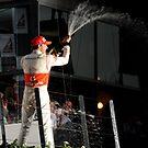 A Podium Finish - Melbourne F1 2010 #3 by Mark Elshout