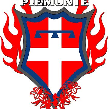 Piemonte - Italy - Coat of Arms by lemmy666