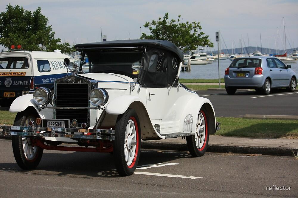 Essex Motors by reflector