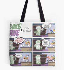 Obake Dave & Alan Le Duck Tote Bag