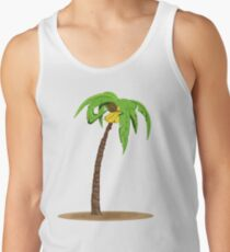 Face Palm TREE! Tank Top