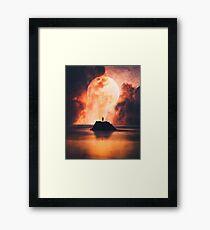 Solis Framed Print