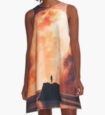 Solis A-Line Dress