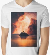 Solis V-Neck T-Shirt