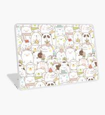 Animal Party Pattern Laptop Skin