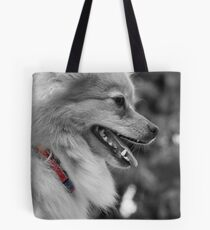 Red Grace Tote Bag