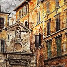 Streets of Rome, Through art and history by Andrea Mazzocchetti