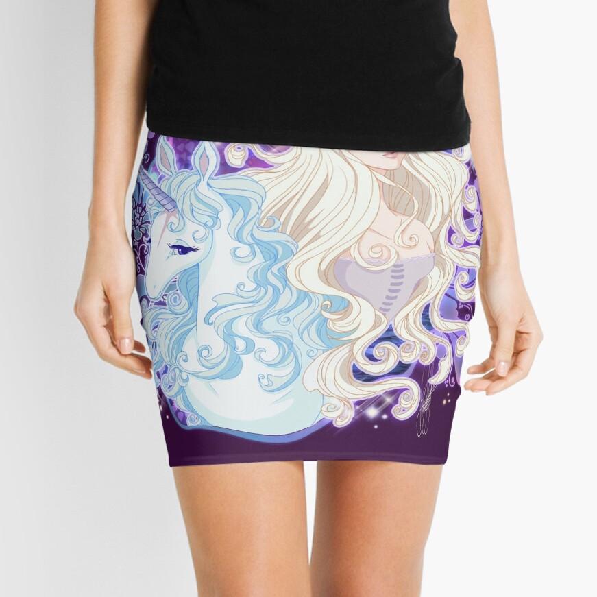 Who am I ? Mini Skirt