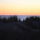 Sunset Over The Dunes by Cynthia48