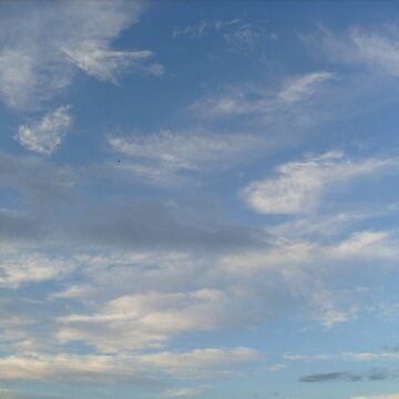 Clouds in the sky by beleja
