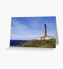Ardnamurchan Point Greeting Card