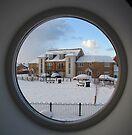 Through the Round Window by Carol Bleasdale